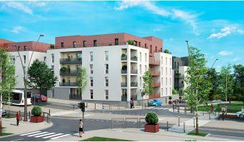Photo n°1 du Résidence « Rives De Metz » programme immobilier neuf en Loi Pinel à Metz