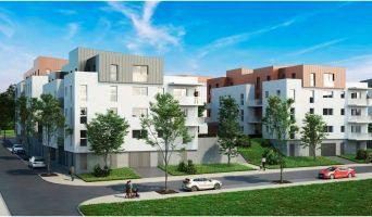 Photo n°2 du Résidence « Rives De Metz » programme immobilier neuf en Loi Pinel à Metz