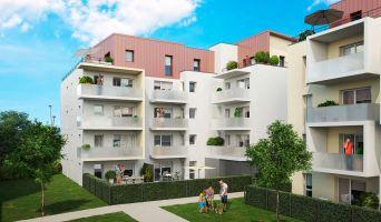 Résidence « Rives De Metz » programme immobilier neuf en Loi Pinel à Metz n°3
