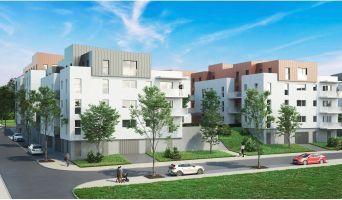 Photo n°1 du Résidence « Seille Soleil » programme immobilier neuf en Loi Pinel à Metz