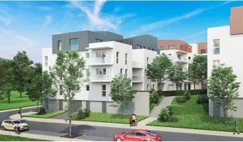 Photo n°2 du Résidence « Seille Soleil » programme immobilier neuf en Loi Pinel à Metz