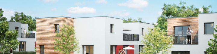 Résidence Villas Valeria à Metz