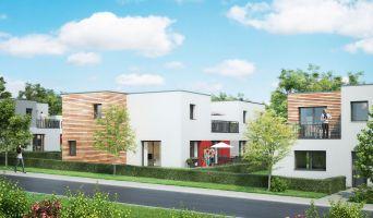 Photo du Résidence « Villas Valeria » programme immobilier neuf en Loi Pinel à Metz