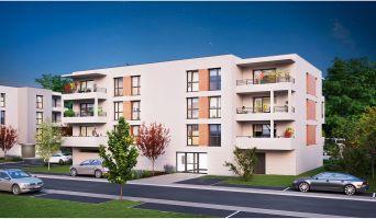Résidence « L'Escale » programme immobilier neuf à Mondelange n°4