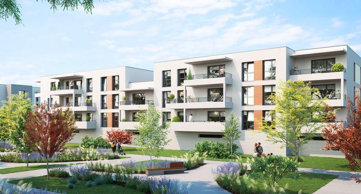 Photo n°1 du Résidence « L'Escale » programme immobilier neuf à Mondelange