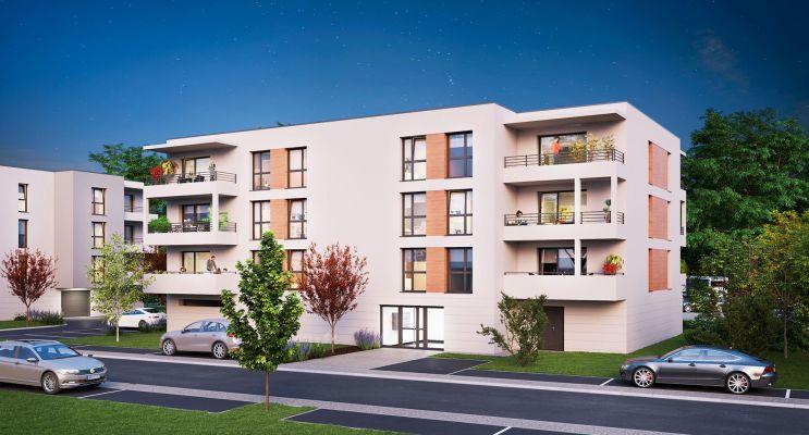 Photo n°4 du Résidence « L'Escale » programme immobilier neuf à Mondelange