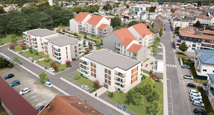 Photo n°5 du Résidence « L'Escale » programme immobilier neuf à Mondelange