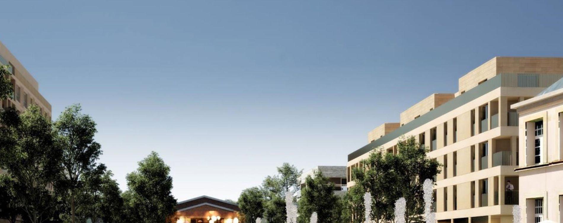 Montigny-lès-Metz : programme immobilier neuve « IdéalIz » en Loi Pinel