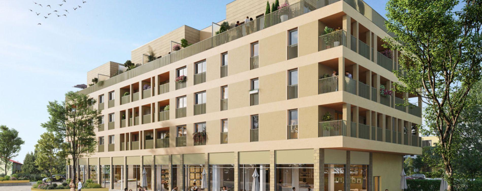 Montigny-lès-Metz : programme immobilier neuve « IdéalIz » en Loi Pinel (2)