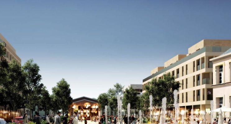Montigny-lès-Metz programme immobilier neuf « IdéalIz » en Loi Pinel