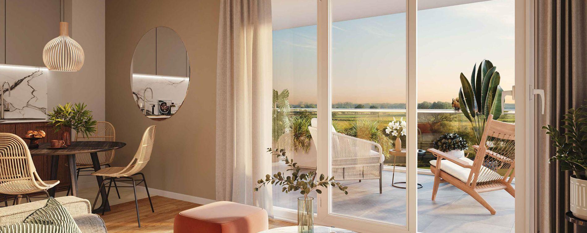 Montigny-lès-Metz : programme immobilier neuve « La K'Zerne » en Loi Pinel (3)