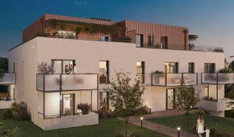 Montigny-lès-Metz : programme immobilier neuf « Quint & Sens » en Loi Pinel
