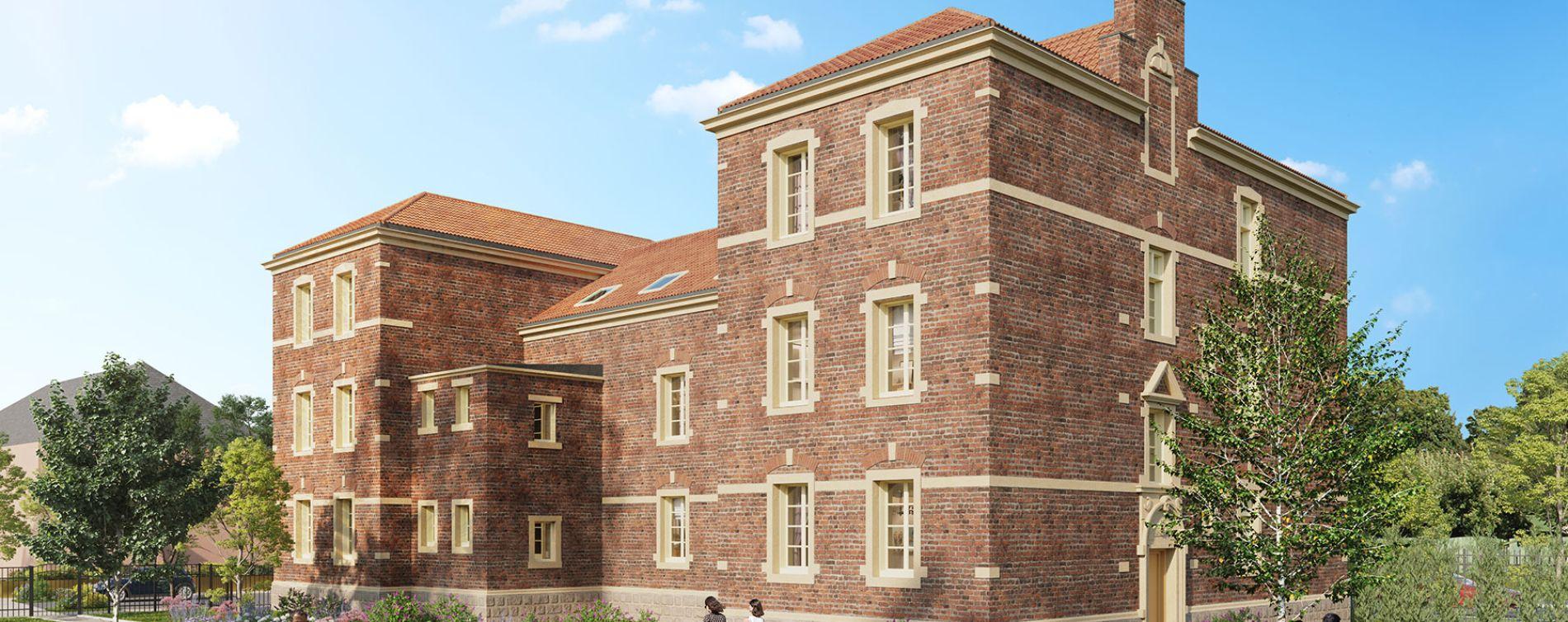 Montigny-lès-Metz : programme immobilier neuve « Réa'LiZé » en Loi Pinel
