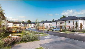 Photo du Résidence « Le Domaine du Haut des Vignes » programme immobilier neuf à Richemont