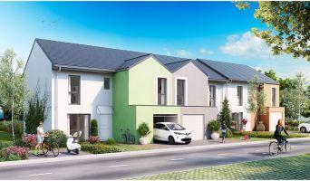 Photo n°2 du Résidence neuf « Le Domaine Du Haut Des Vignes »