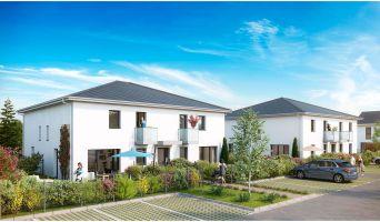 Photo n°3 du Résidence neuf « Le Domaine Du Haut Des Vignes »