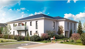 Photo n°4 du Résidence neuf « Le Domaine Du Haut Des Vignes »