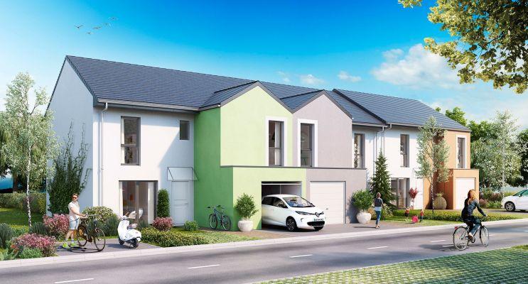 Photo n°2 du Résidence « Le Domaine Du Haut Des Vignes » programme immobilier neuf à Richemont