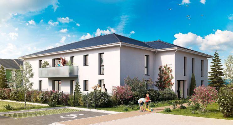 Photo n°4 du Résidence « Le Domaine Du Haut Des Vignes » programme immobilier neuf à Richemont