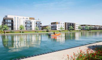 Résidence « Le Domaine Du Port - Appartements » programme immobilier neuf à Talange n°1