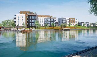 Résidence « Le Domaine Du Port - Appartements » programme immobilier neuf à Talange n°2