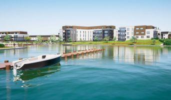 Résidence « Le Domaine Du Port - Appartements » programme immobilier neuf à Talange n°4