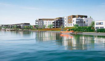 Résidence « Le Domaine Du Port - Appartements » programme immobilier neuf à Talange n°5