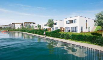 Résidence « Le Domaine Du Port - Maisons » programme immobilier neuf à Talange n°1