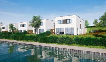 Résidence « Le Domaine Du Port - Maisons » programme immobilier neuf à Talange n°2
