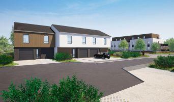 Résidence « Le Domaine Du Port - Maisons » programme immobilier neuf à Talange n°3
