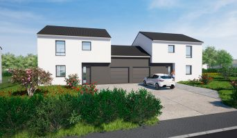 Résidence « Le Domaine Du Port - Maisons » programme immobilier neuf à Talange n°5