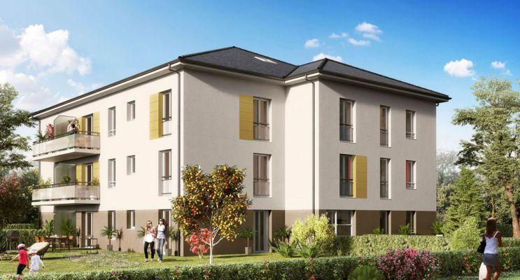 Résidence « Les Cottages De Talange » programme immobilier neuf à Talange n°1
