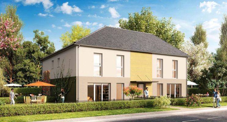 Résidence « Les Cottages De Talange » programme immobilier neuf à Talange n°2
