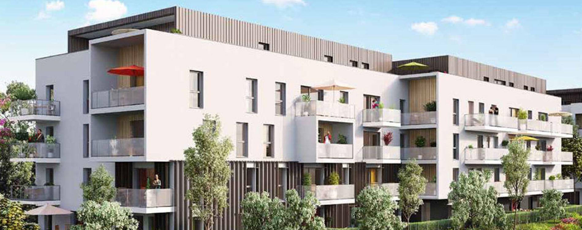 Résidence Les Terrasses d'Aelys  à Thionville