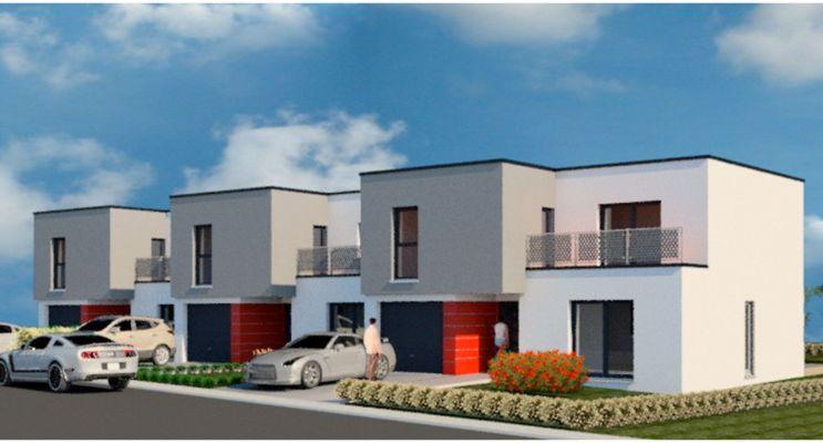 Photo du Résidence « Re'Spire » programme immobilier neuf à Thionville