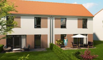 Résidence « Domaine De La Forêt » programme immobilier neuf en Loi Pinel à Woippy n°2