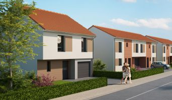 Résidence « Domaine De La Forêt » programme immobilier neuf en Loi Pinel à Woippy n°3