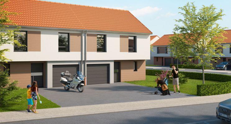 Photo du Résidence « Domaine de la Forêt » programme immobilier neuf en Loi Pinel à Woippy