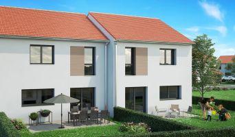 Résidence « Fontenotte » programme immobilier neuf en Loi Pinel à Woippy n°3