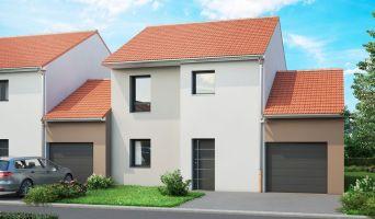 Résidence « Fontenotte » programme immobilier neuf en Loi Pinel à Woippy n°5