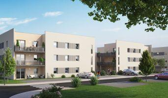 Résidence « Les Terrasses Du Village » programme immobilier neuf en Loi Pinel à Woippy n°1