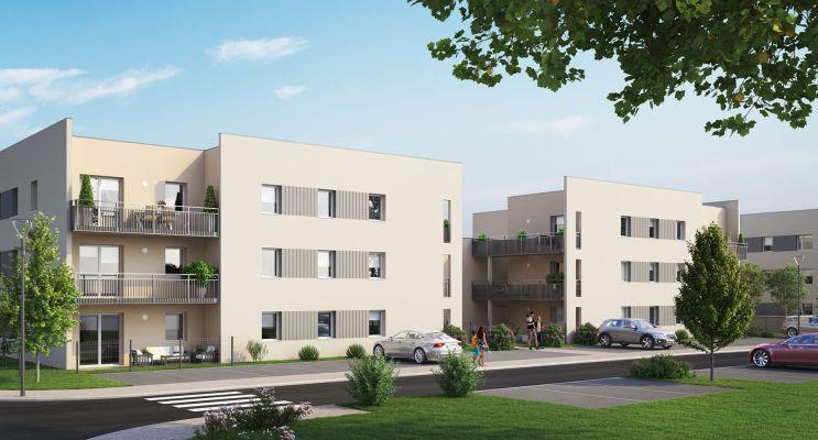 Photo n°1 du Résidence « Les Terrasses Du Village » programme immobilier neuf en Loi Pinel à Woippy