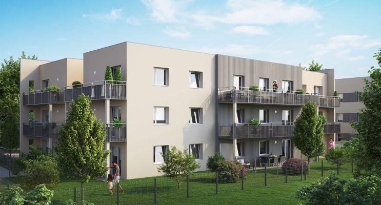 Photo n°4 du Résidence « Les Terrasses Du Village » programme immobilier neuf en Loi Pinel à Woippy