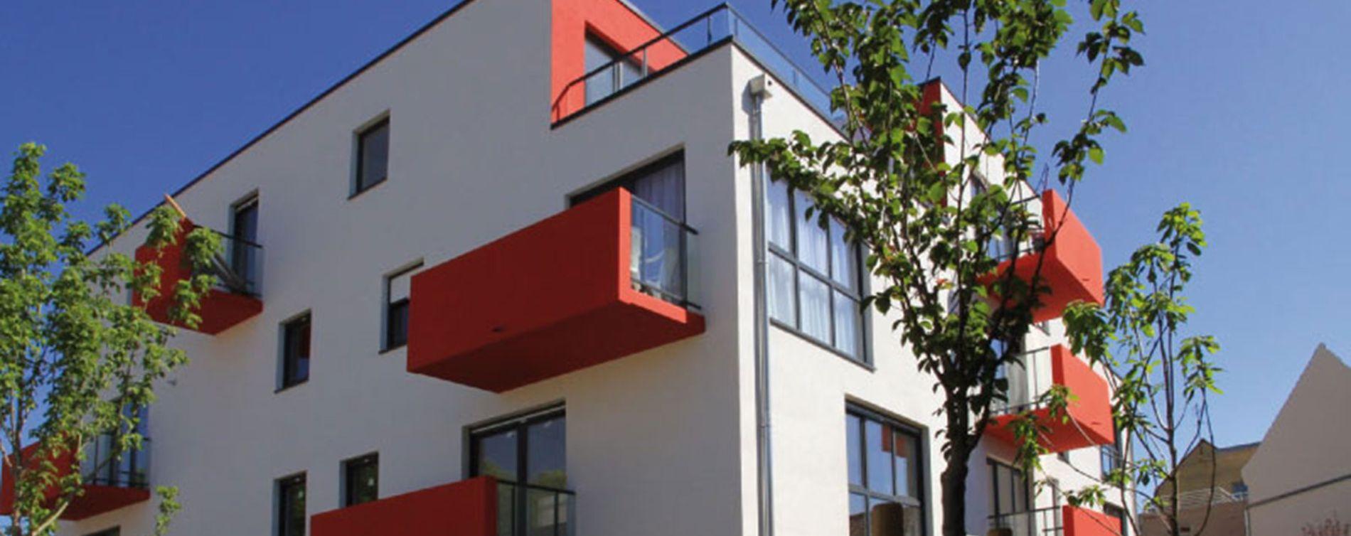 Annœullin : programme immobilier neuve « Le Carré »