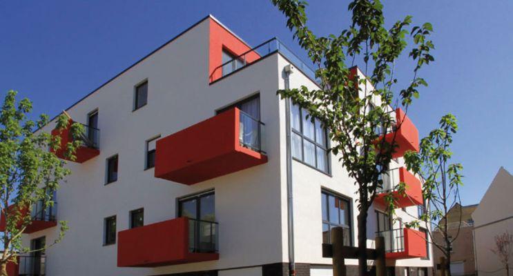 Photo du Résidence « Le Carré » programme immobilier neuf à Annœullin