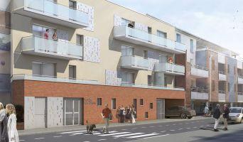 Armentières programme immobilier neuve « Carré des Octaves »  (2)
