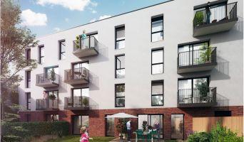 Résidence « La Bayadère » programme immobilier neuf en Loi Pinel à Armentières n°2