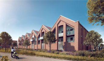 Résidence « L'Héritage Motte Cordonnier » programme immobilier neuf en Loi Pinel à Armentières n°3