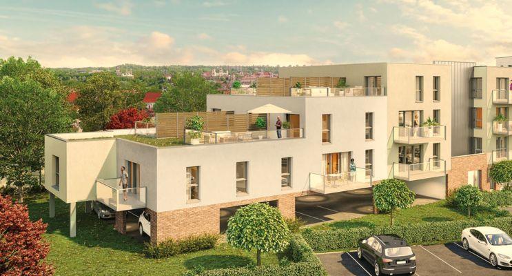 Photo du Résidence « Nuan'Ciel Armentières » programme immobilier neuf en Loi Pinel à Armentières