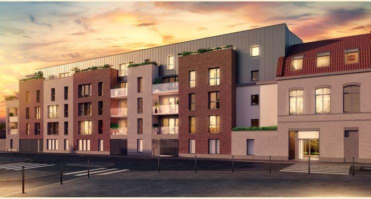 Résidence « Nuan'Ciel Armentières » programme immobilier neuf en Loi Pinel à Armentières n°2